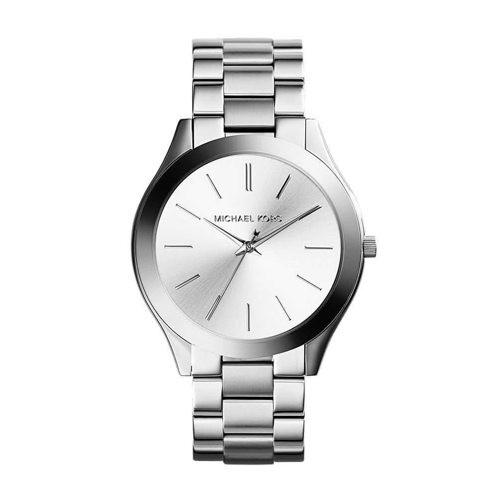 Reloj para Hombre Michael Kors MK3178 Acero inoxidable Estándar Plateado.
