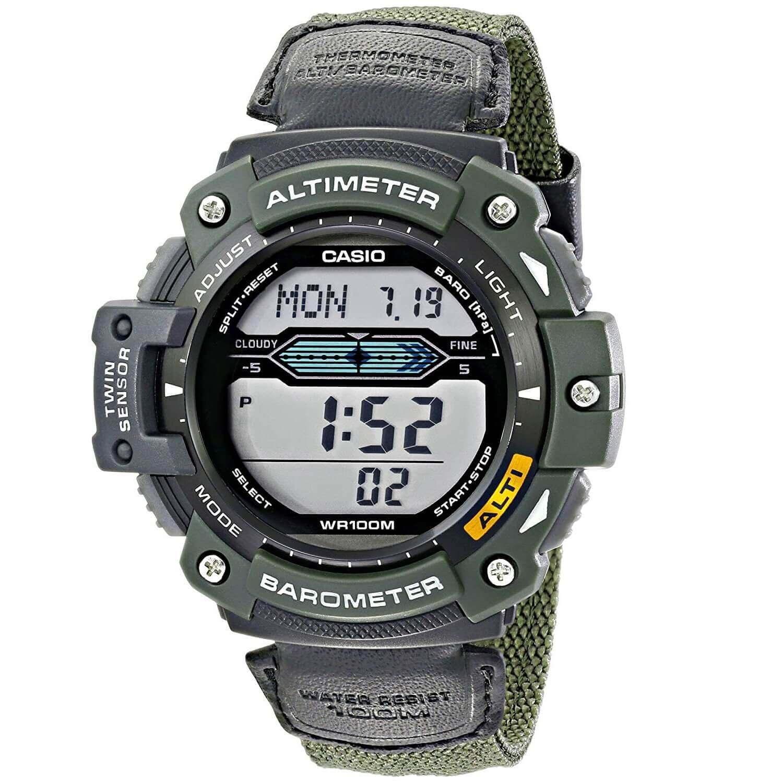 d4d2942399f7 Reloj para hombre Casio SGW300HB-3AVCF deportivo multifunción con ...