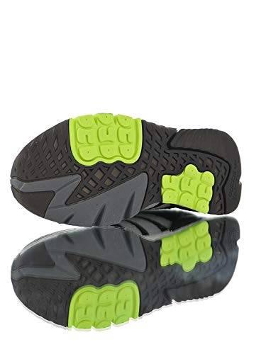 Zapatillas para hombre Adidas Nite Jogger de running Tira reflectante retro, depotivas de ocio.