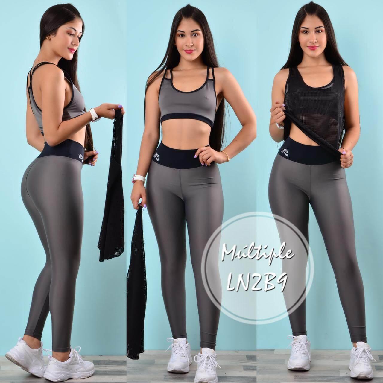 Conjunto Deportivo Nike Mujer Pantalon + Camiseta Deportivo, Oferta