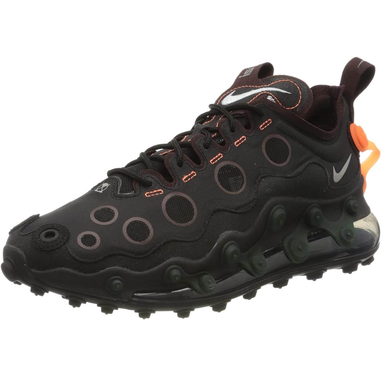 Zapatillas Nike iSPA Air Max 720 100% Original 50% de Descuento running,  suaves, cómodas Negro